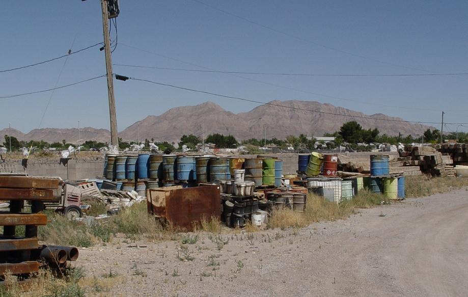 Environmental example