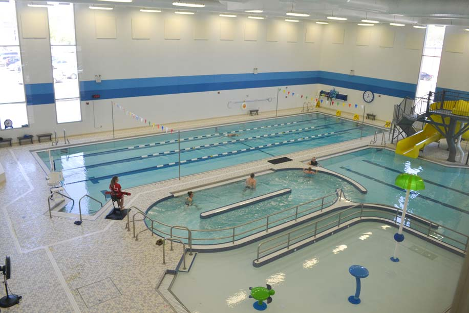 Whirlpool at the St. Paul Midway YMCA in MN