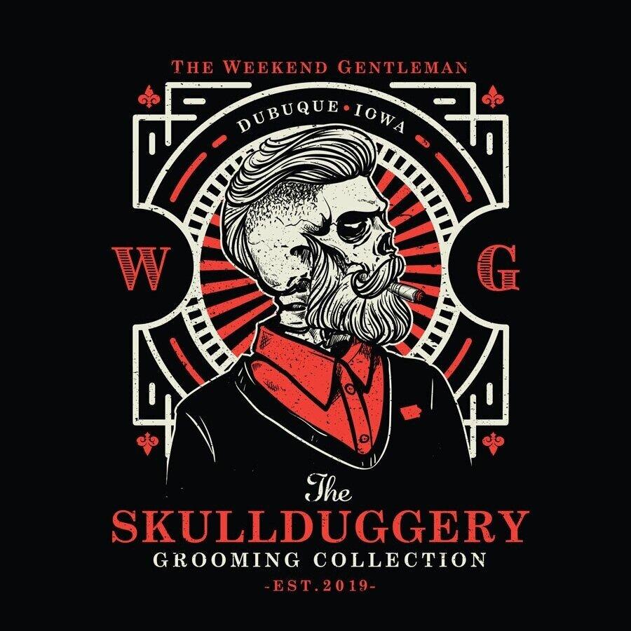 Skullduggery T-Shirt Design
