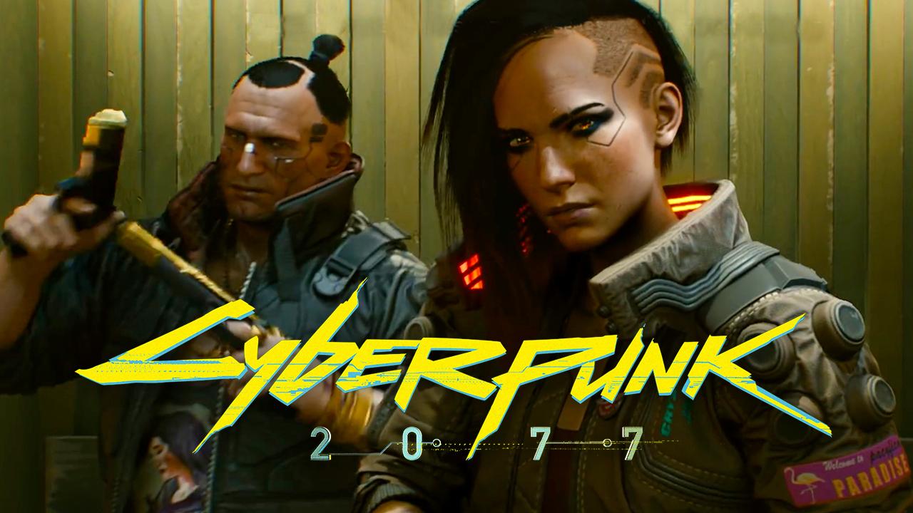 CyberPunk 2077 Gameplay... -