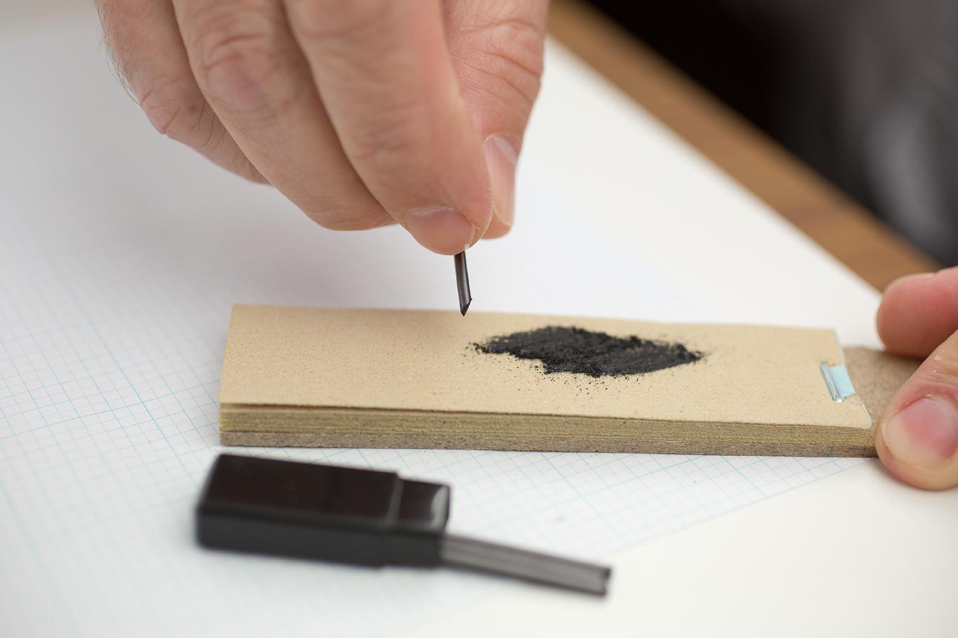 Alvin® Sandpaper Lead Pointer Item No. 3435