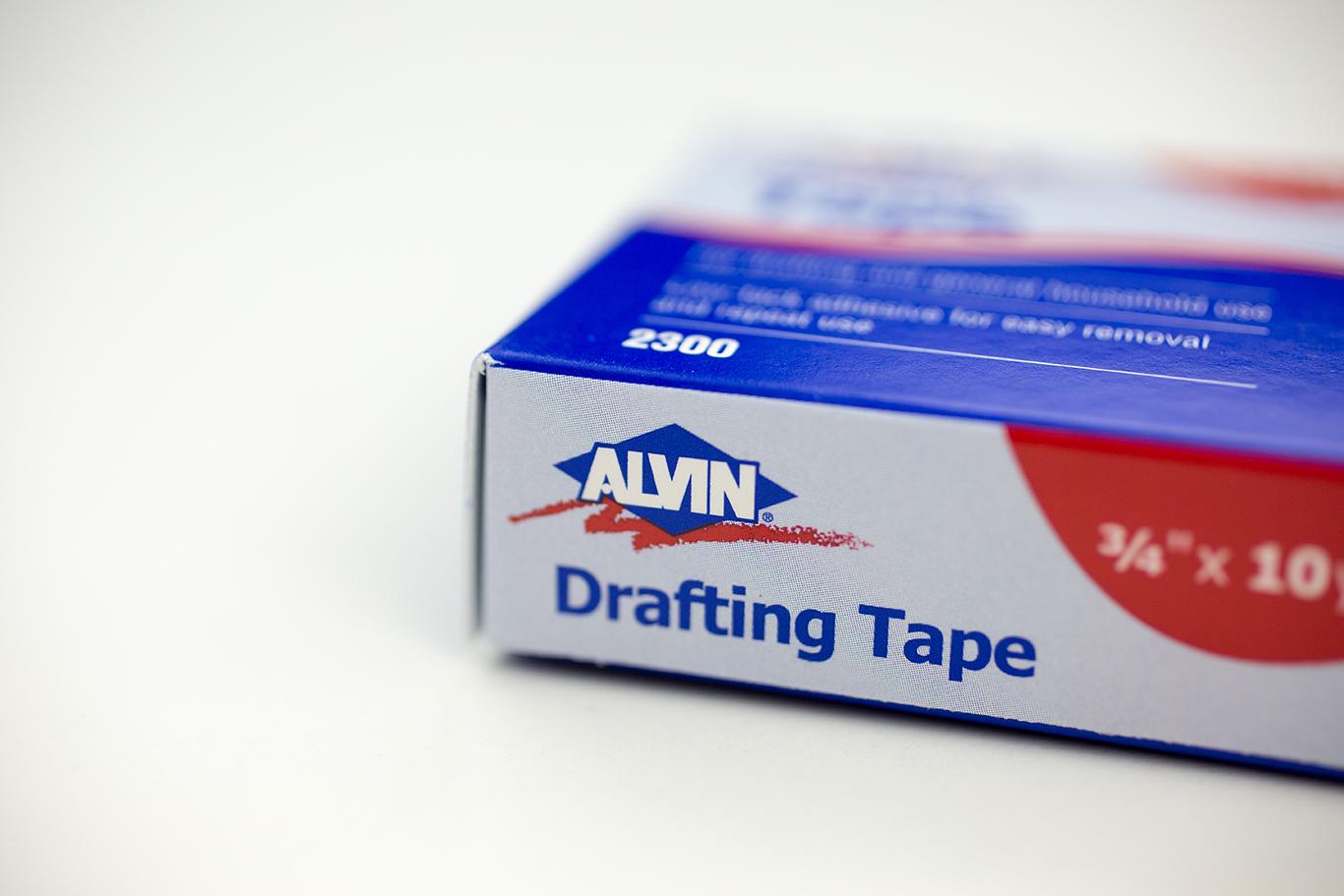 Alvin® Drafting Tape Item No. 2300