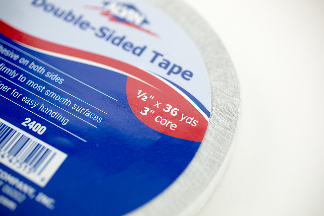 Alvin® Double-Sided Tape Item No. 2400