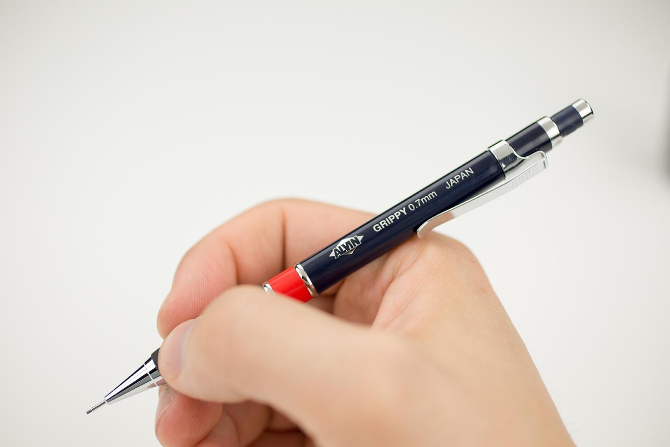 Alvin® Grippy Mechanical Pencil .7mm Item No. AGP7