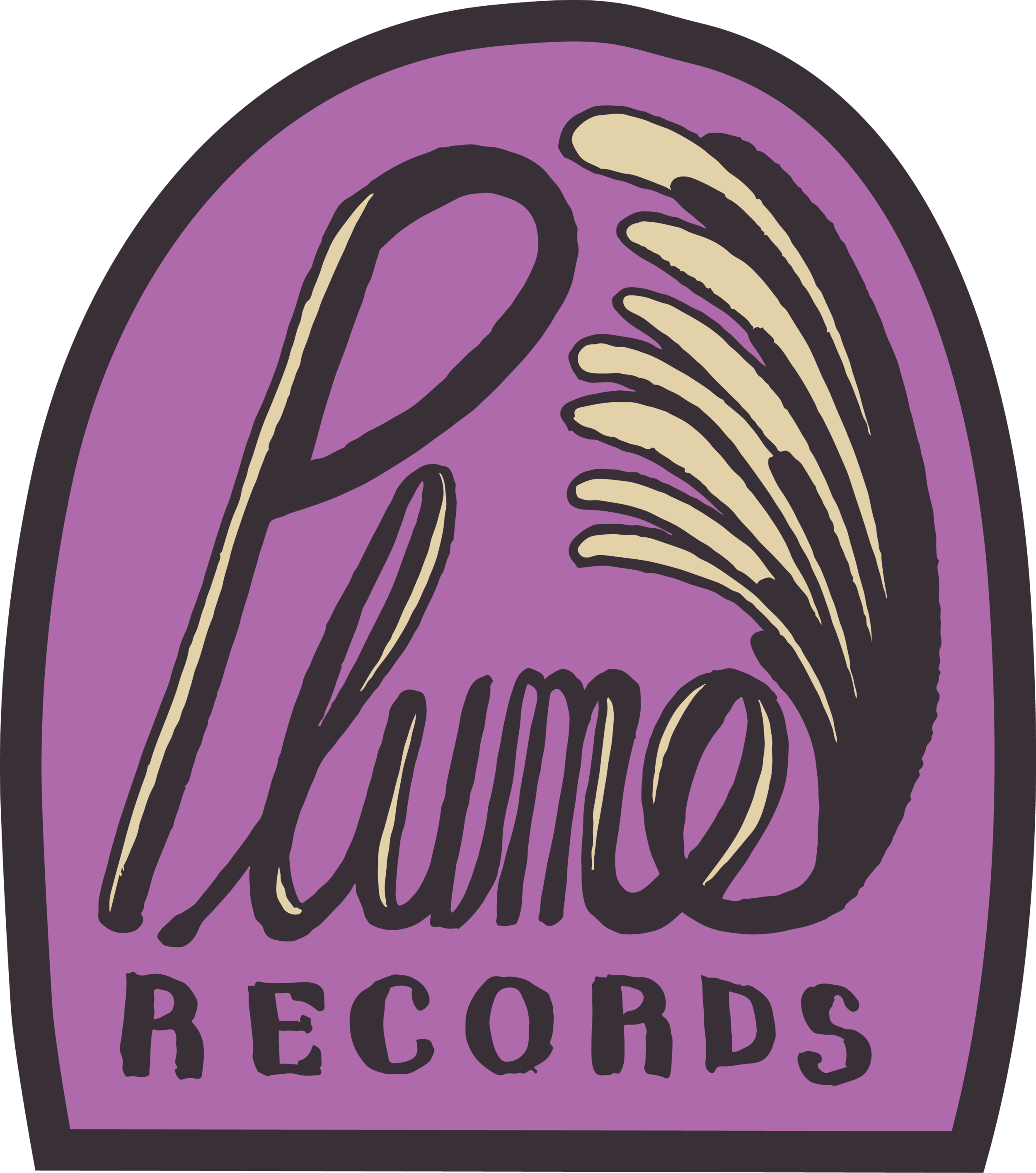 Plume Records Logo