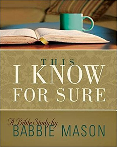 This I Know for Sure   by Babbie Mason