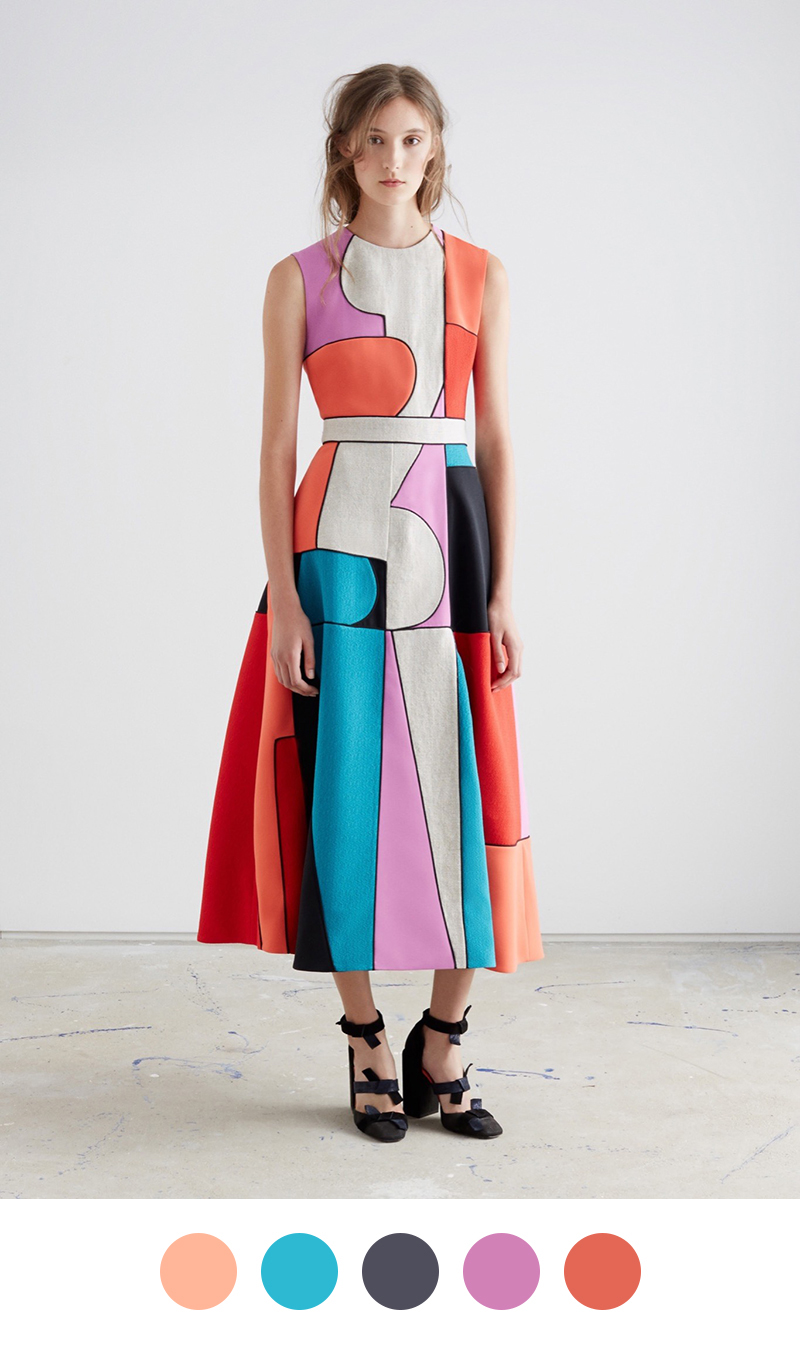 Roksanda Resort | Color Collective