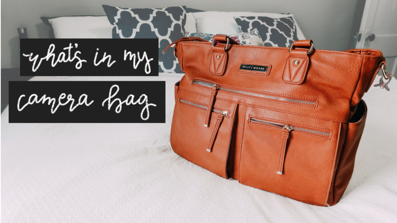 What's in my Camera Bag | Danyell Lang