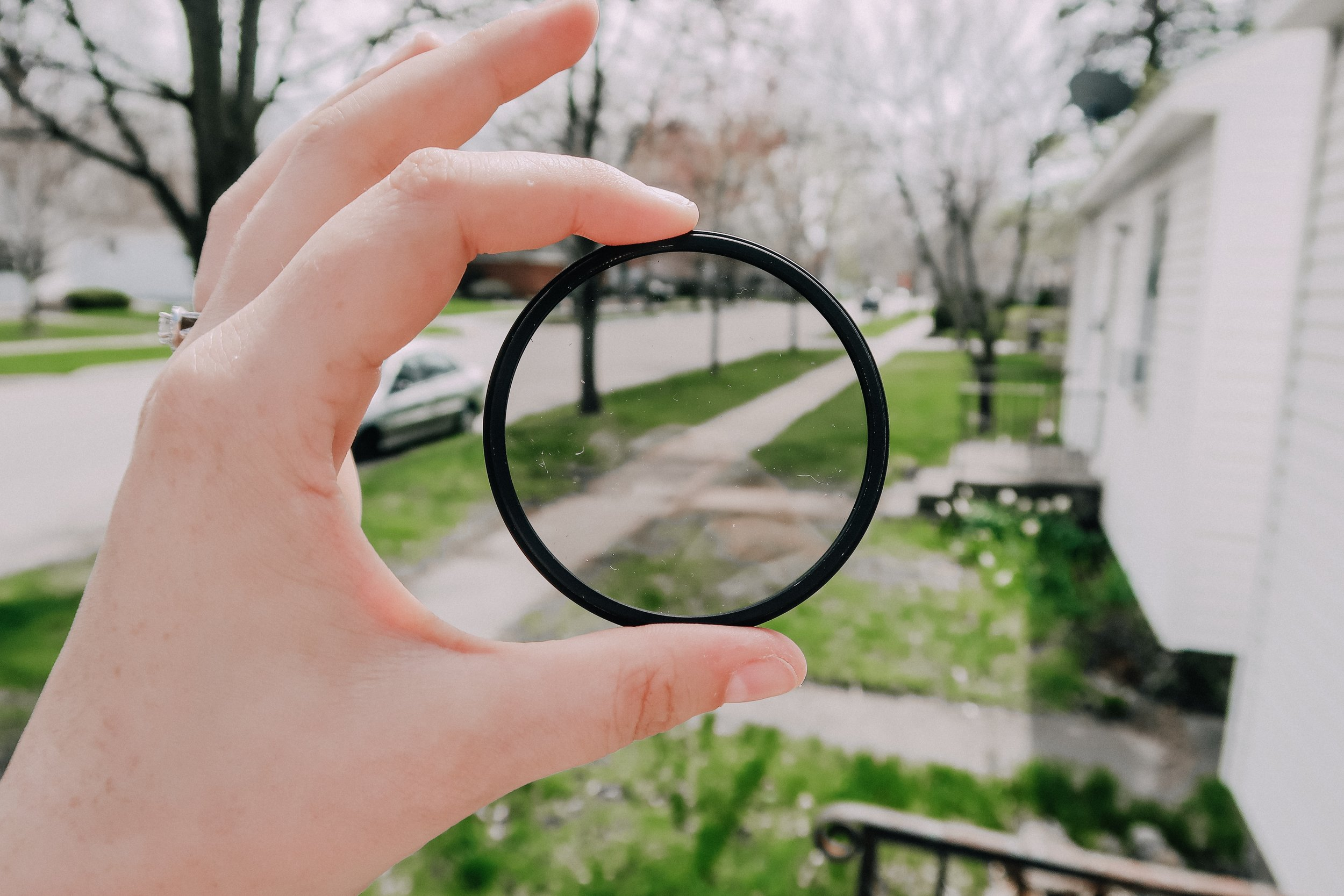 What is an ND filter?