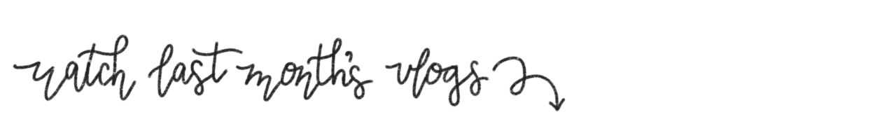 watch last month's vlogs script
