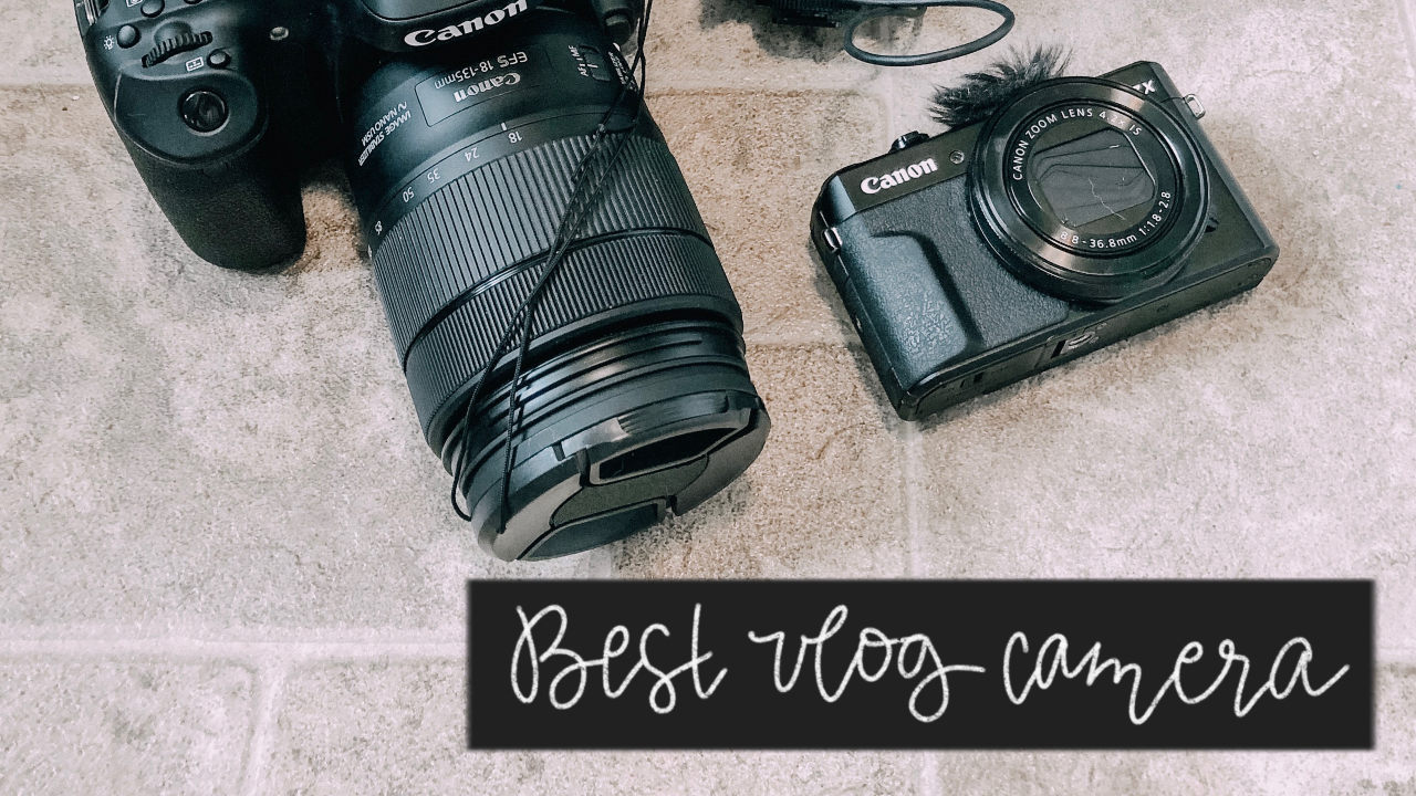 the best vlog camera for beginners