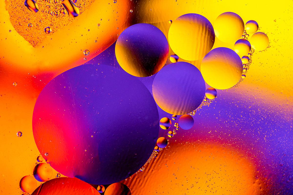 Water molecules