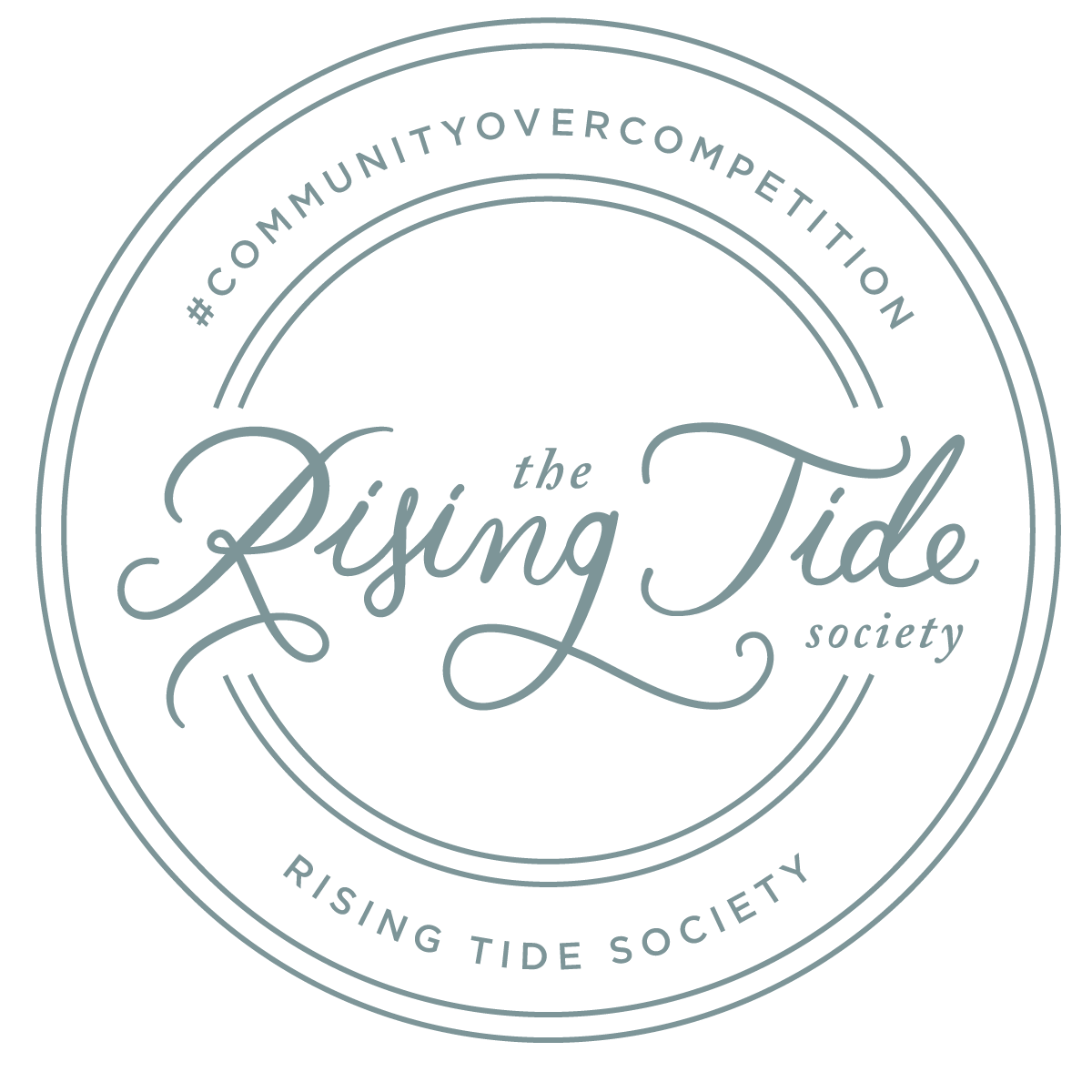 Rising Tide Society Member Badge
