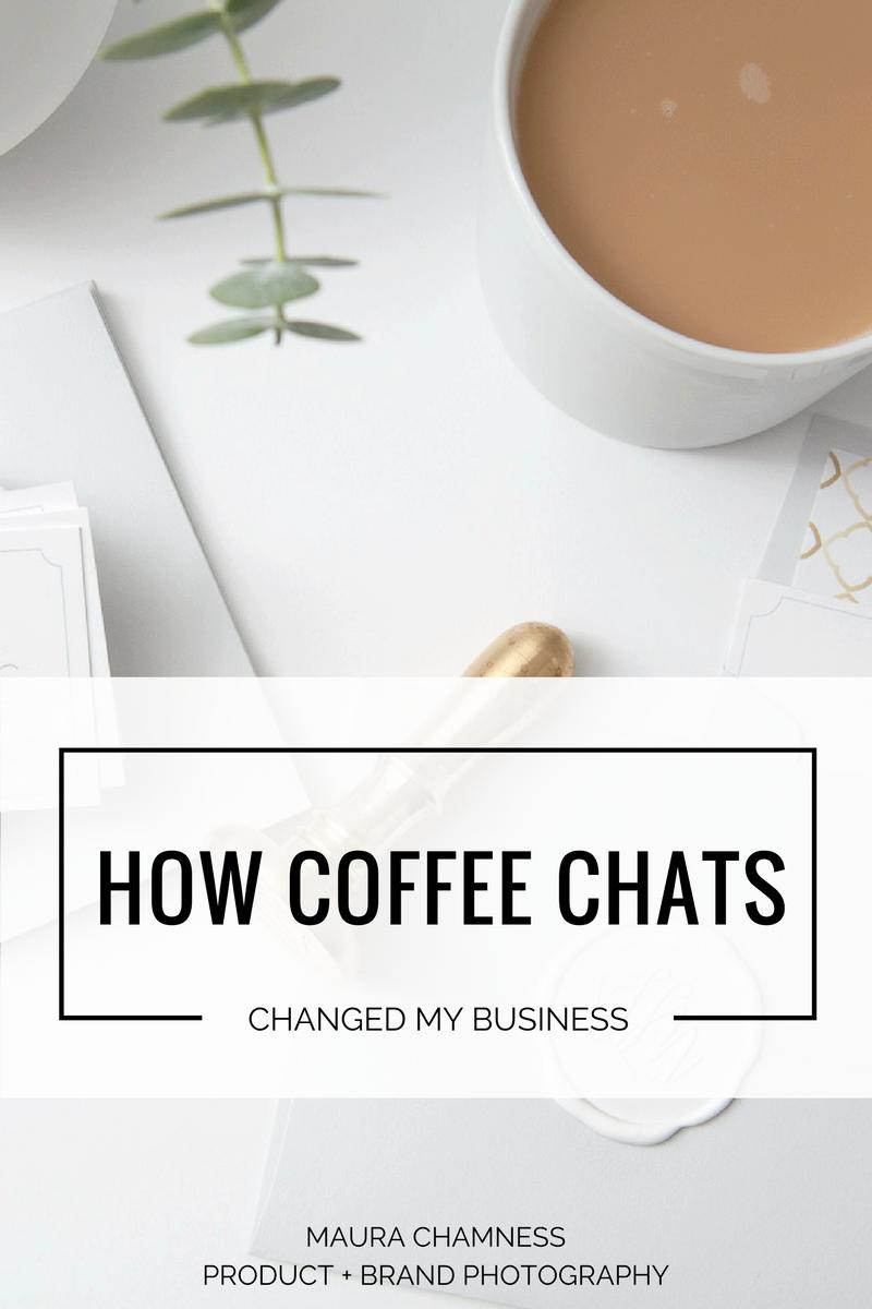 coffee chats blog post