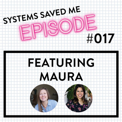Systems Saved Me - Maura Chamness Photography