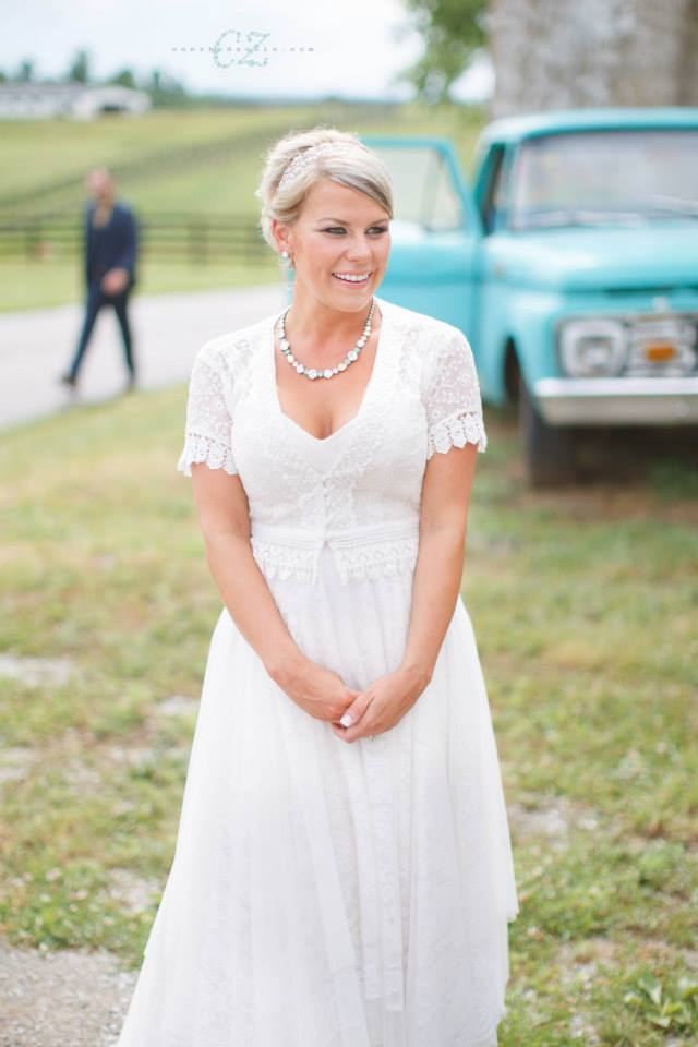 CC Bride | Cassie   Dress | Willow from Blush by Hayley Paige  Photography |  Conrhod Zonio