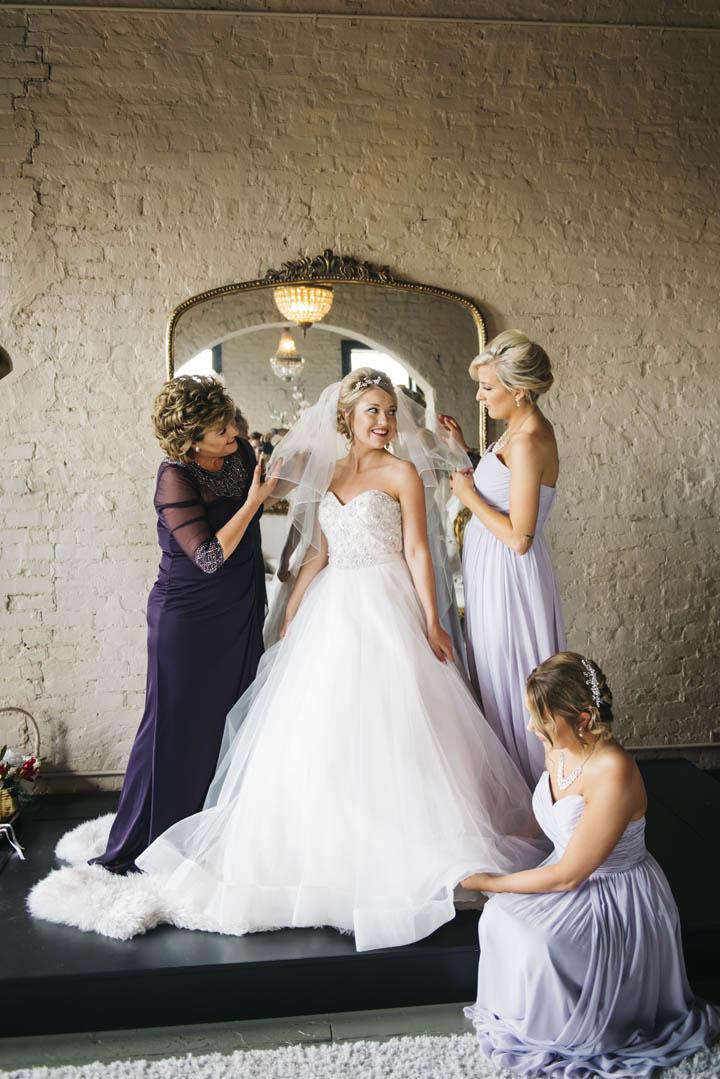 Couture Closet Bridal Boutique Holly Lillian West Maids