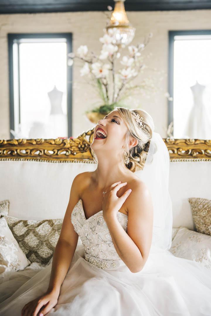 Couture Closet Bridal Boutique Holly Lillian West Laugh