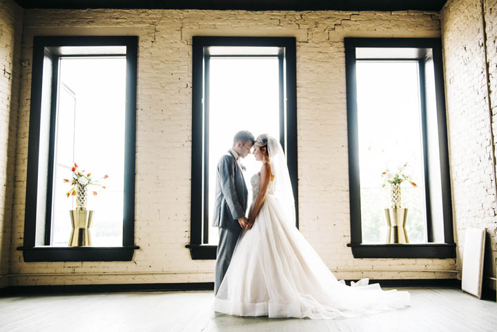 Couture Closet Bridal Boutique Holly Lillian West First Look