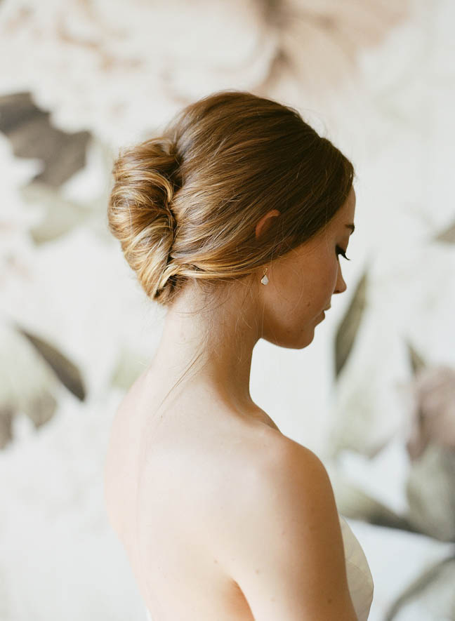 Couture Closet Bridal Boutique Whitney Neal hair