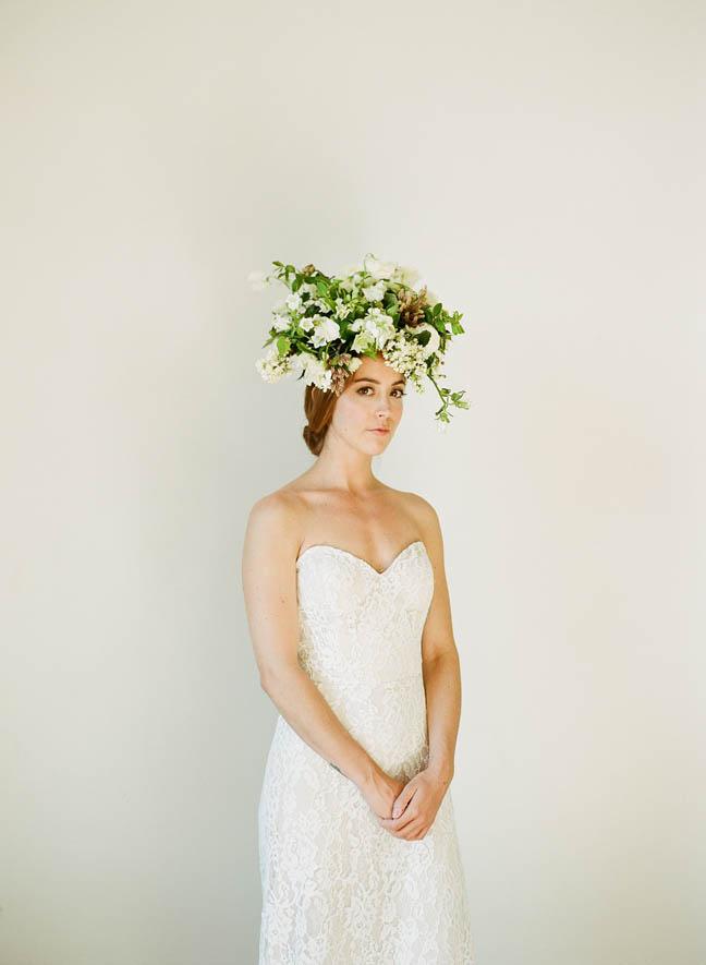 Couture Closet Bridal Boutique Whitney Neal Ti Adora hat