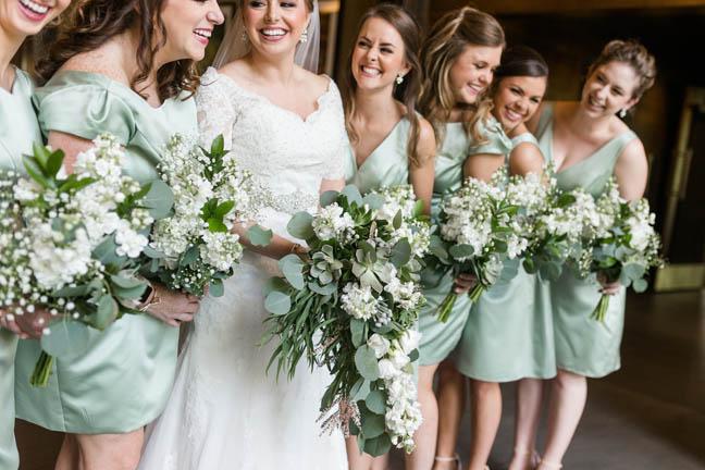 Couture Closet Bridal Boutique Megan Lillian West Maids