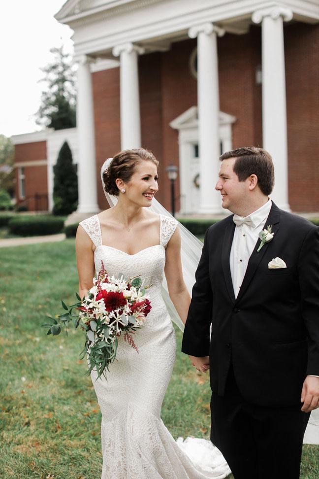 Couture Closet-Annamarie-Kentucky Wedding-Lillian West-Couple Church.jpg