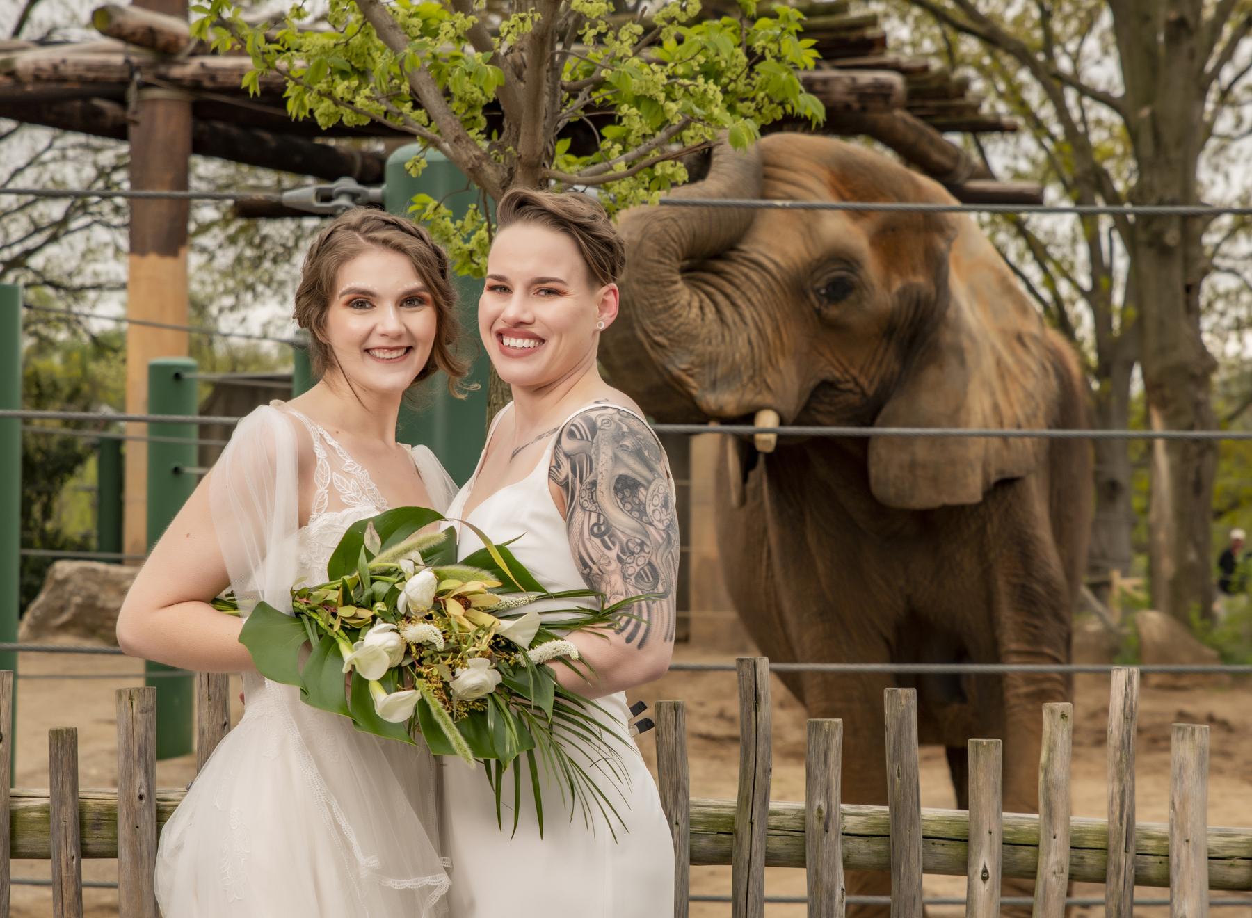 Louisville-Zoo-LGBTQ-Wedding-Styled-Shoot