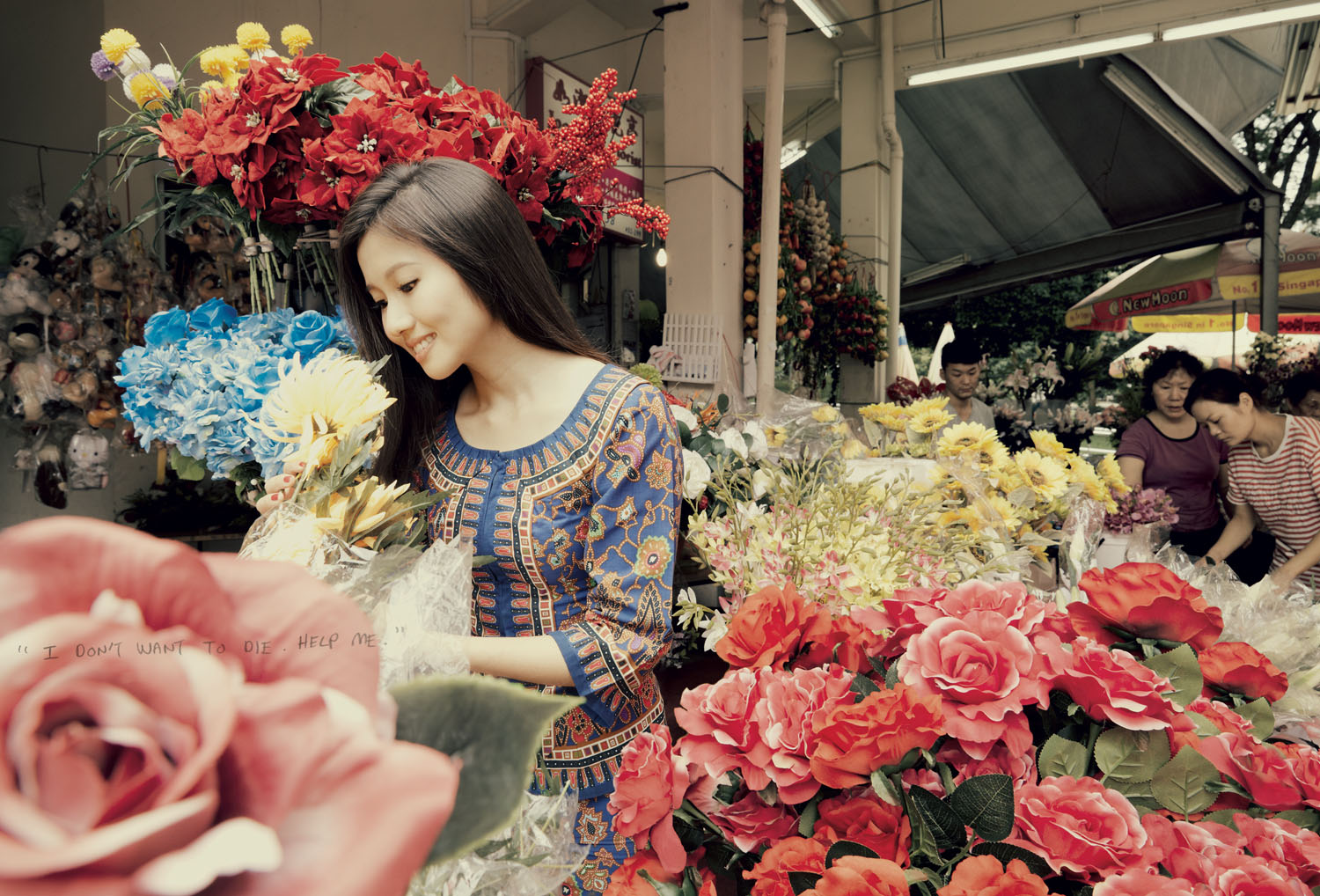 The Land of My Heart (Flower Shop)