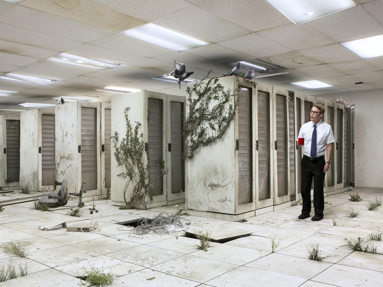 IBM: Take Back Control