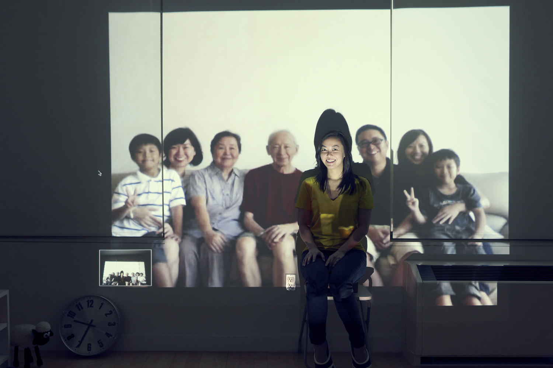 Wong family (New York, Bishan)