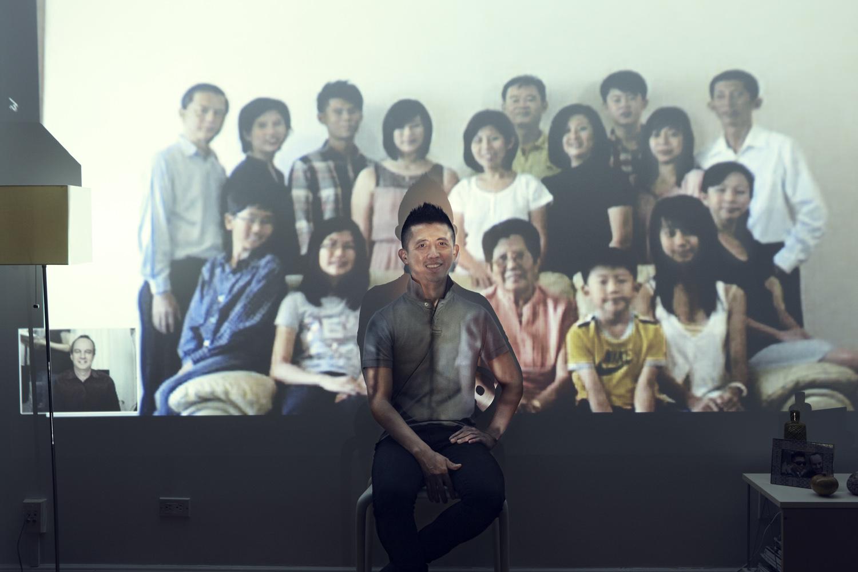 Yeo family (New York, Sengkang)