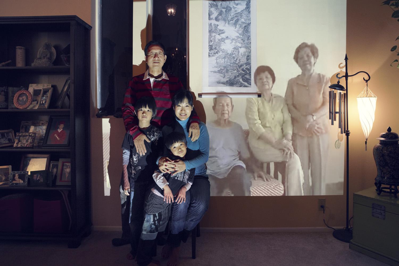 Yuen family (Los Angeles, Toa Payoh)