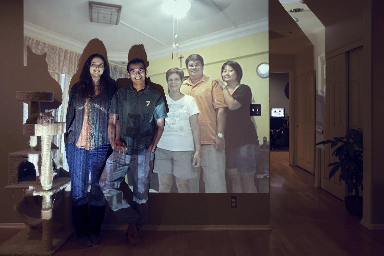 Yeo family (Los Angeles, Bukit Batok)