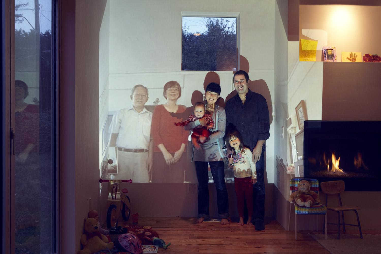 Ho family (Seattle, Telok Blangah)