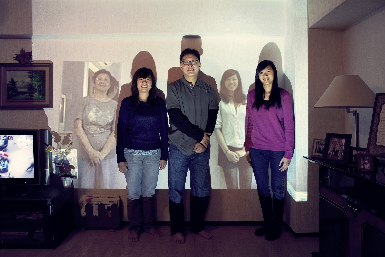 Lim family (Tokyo, Bedok)