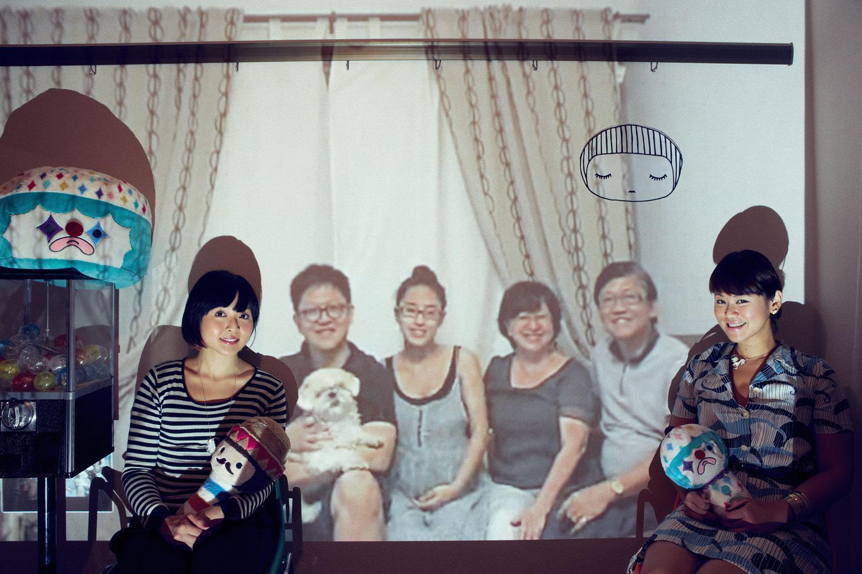 Lee family (Tokyo, Punggol)