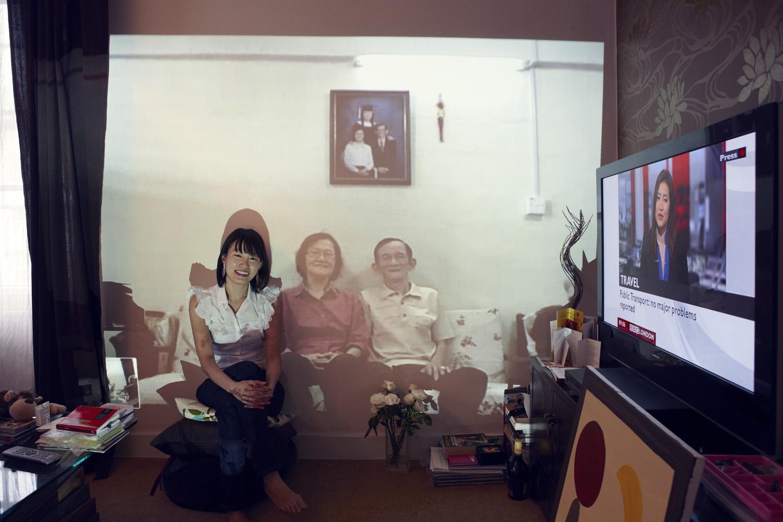 Lim family (London, Ang Mo Kio)