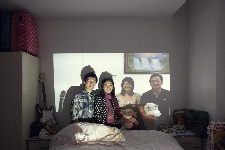 Yeo family (London, Serangoon)