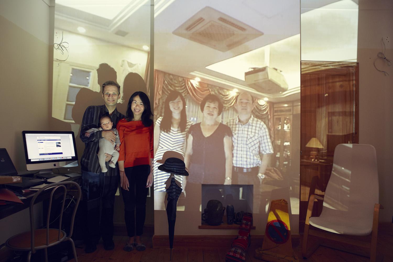 Lim family (London, Upper Serangoon)