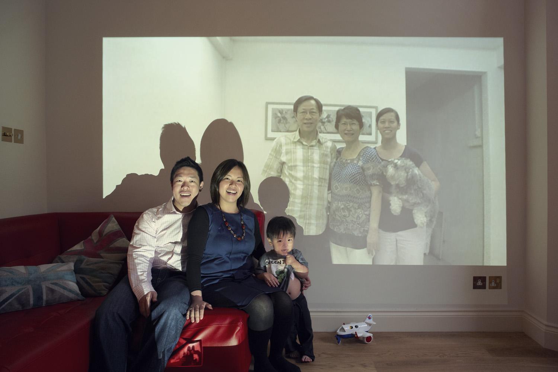 Tan family (London, Simei)