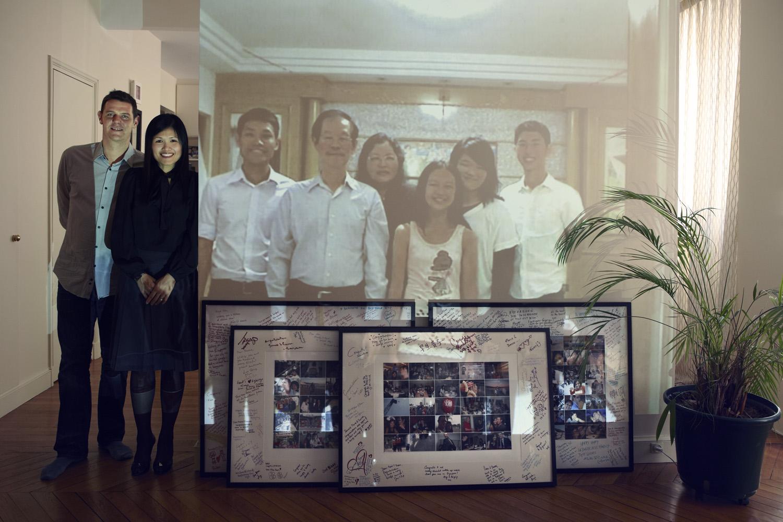 Chee family (Paris, Hougang)