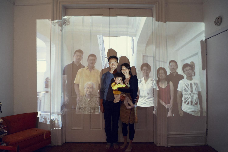 Neu family (New York, Yio Chu Kang)