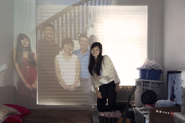 Toh family (New York, Los Angeles, Yio Chu Kang)