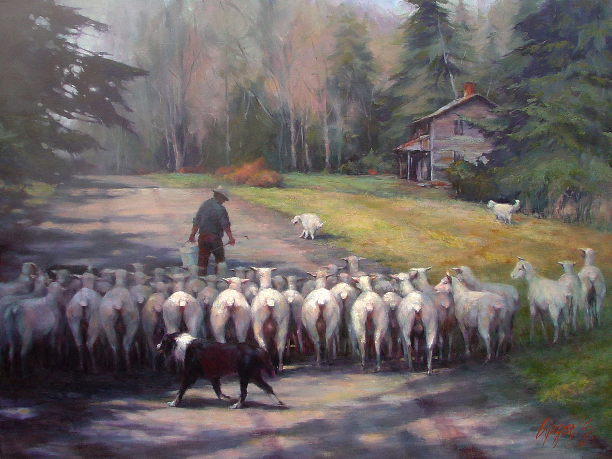 To Greener Pastures