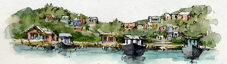Boats and homes