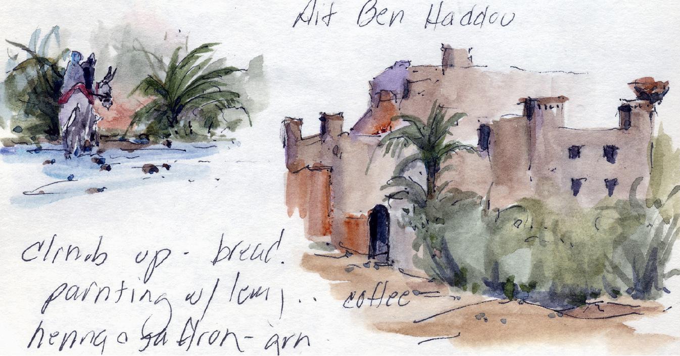 Ait Ben Haddou
