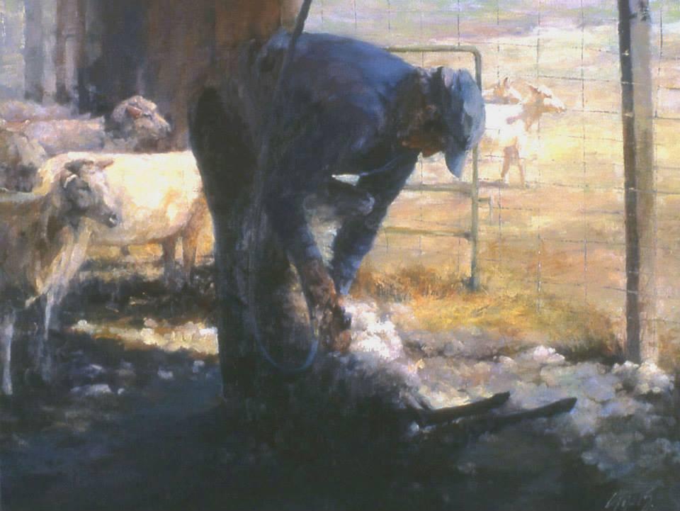 The Shearer