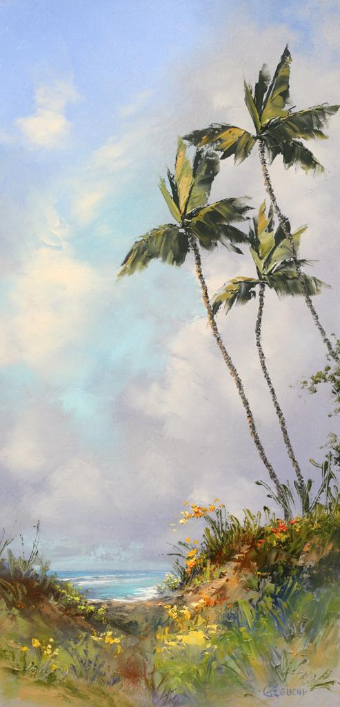 UNDER ISLAND COCONUTS, WAIMANALO