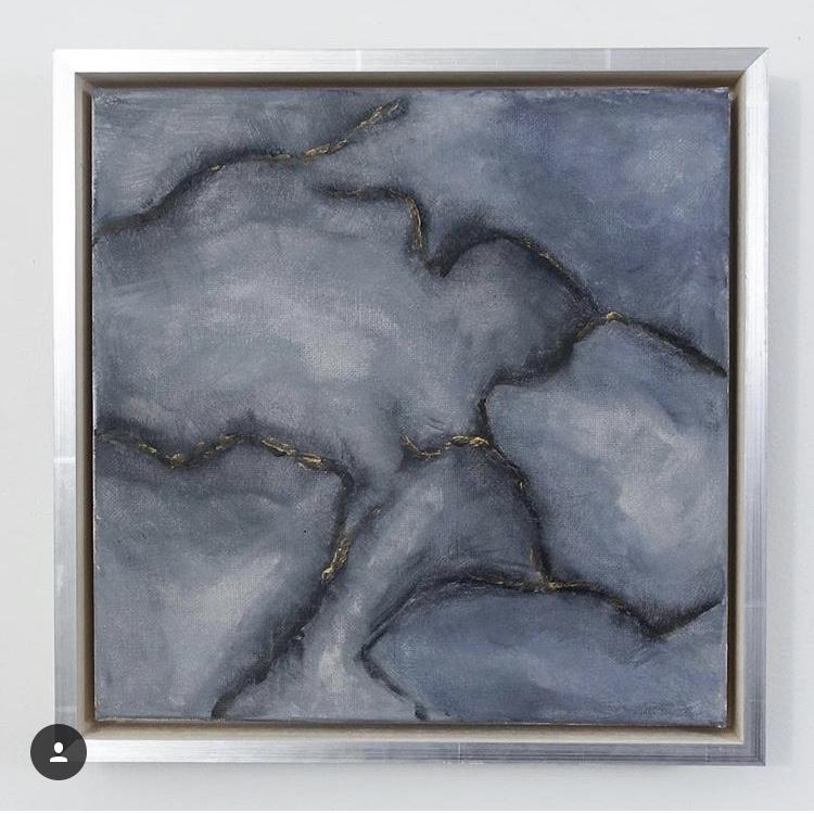 Acrylic on canvas, Melissa Boomer